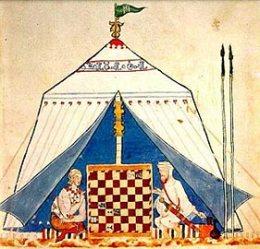Cristiani e Musulmani giocano a Scacchi