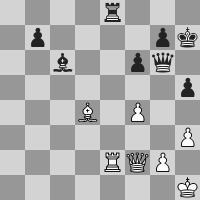 Kotov-Botvinnik, campionato URSS 1939