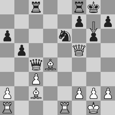 A.Muzychuk-Venkatesh, R8, dopo 24. ... g6